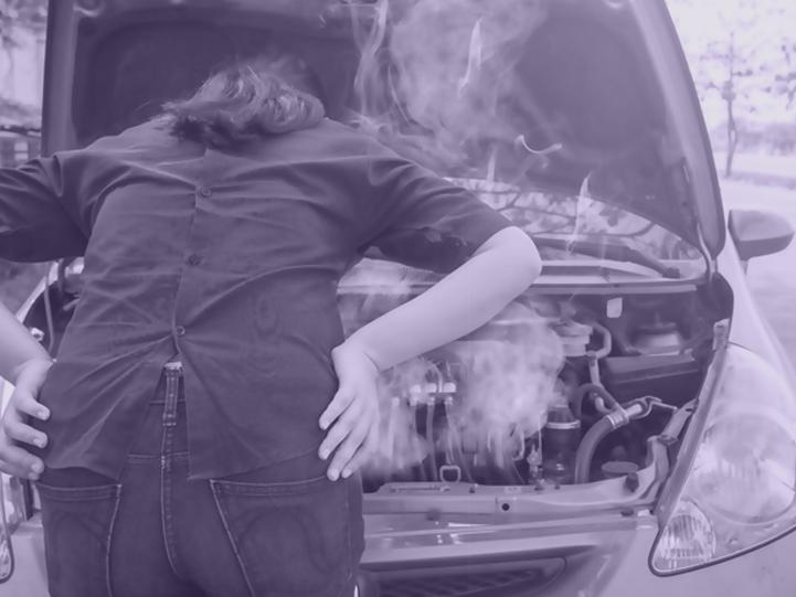 Reconheça as falhas mecânicas no seu veículo