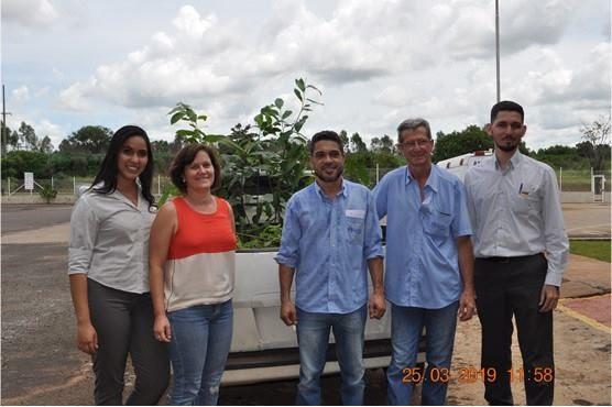 """TEBE continua com a Campanha """"Adote uma Árvore"""" com distribuição de mudas nativas e frutíferas"""