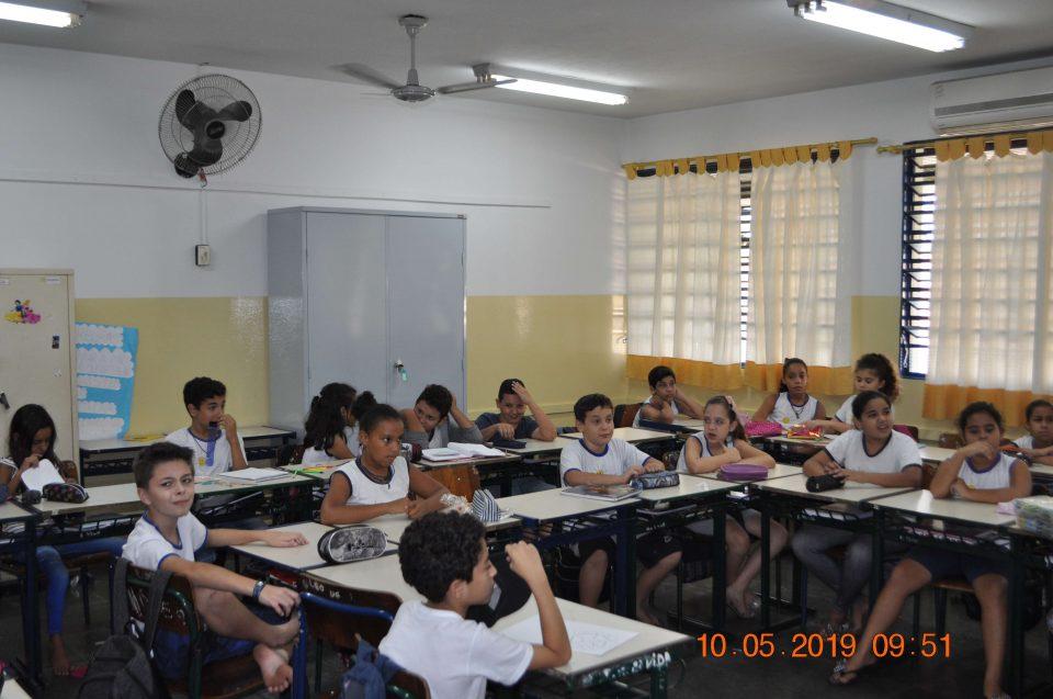 TEBE levou Projeto Trânsito Seguro para escolas da rede pública de ensino