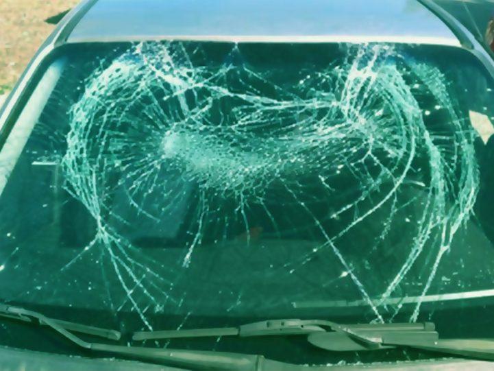 Trincou o para-brisa do seu veículo?