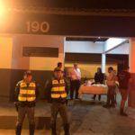 """Durante a campanha """"Acorda Motorista"""" com apoio da PMRv – Policia Militar Rodoviária."""