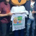 Zé Neto e Cristiano apoiaram a campanha e ainda publicaram em suas redes sociais.