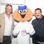 O Prefeito de Colina, Dieb Taha e o deputado estadual, Itamar Borges apoiaram a ação de segurança no trânsito.