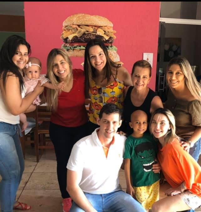 TEBE e parceiros levam alegria para as crianças na Casa Acolhedora Vovô Antônio