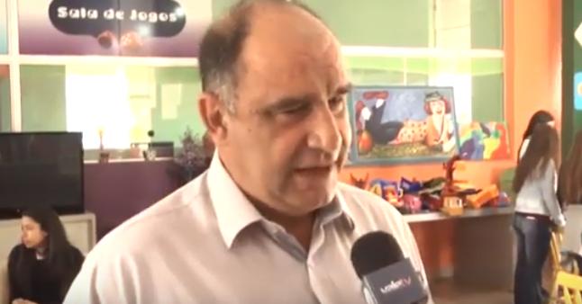 Visita à casa do Vovô Antônio – Barretos/SP